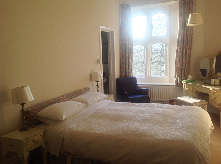 Greenham Hall Double Room