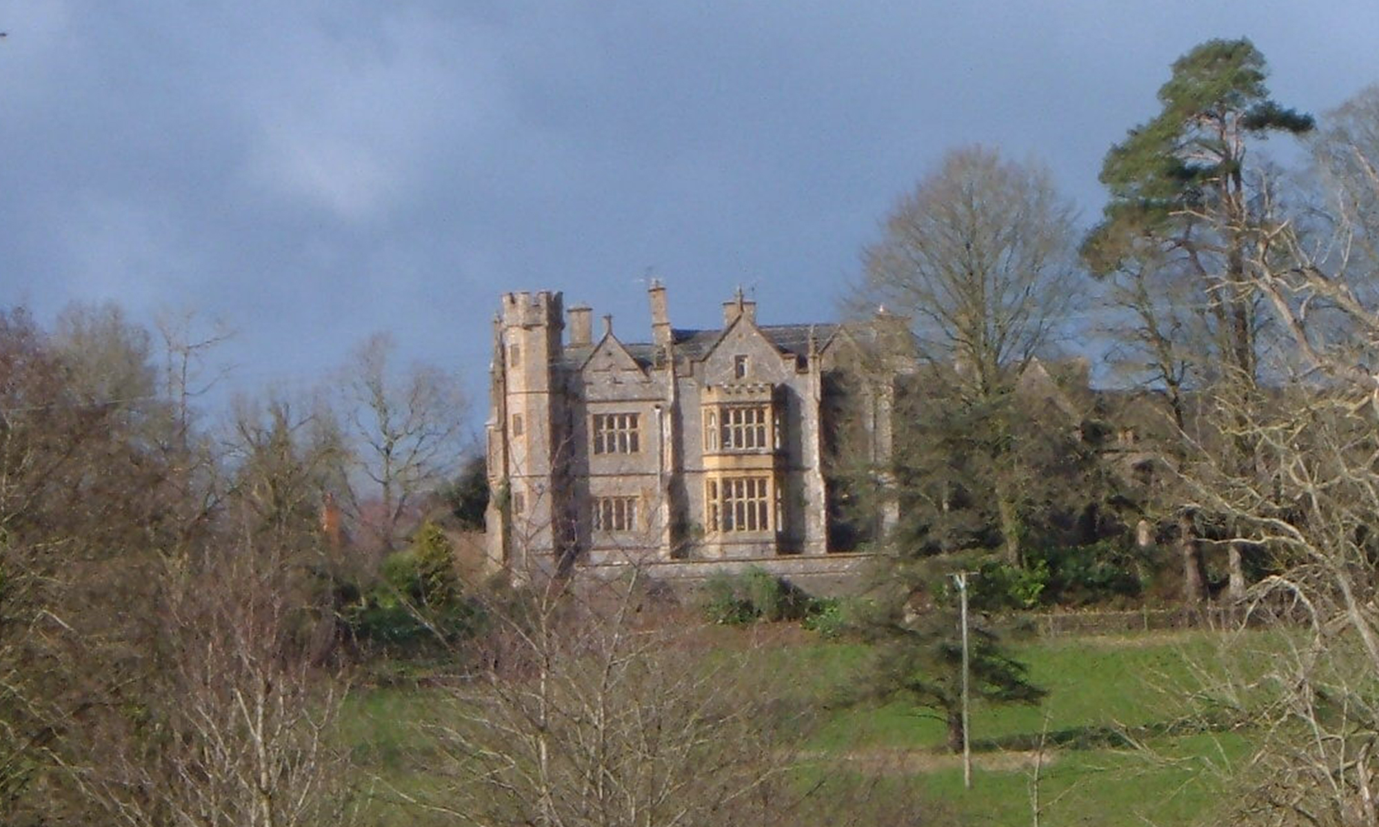 Greenham Hall - A Peaceful Retreat in a Magnificent Setting